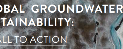 Groundwater Sustainability – A Call to Action…