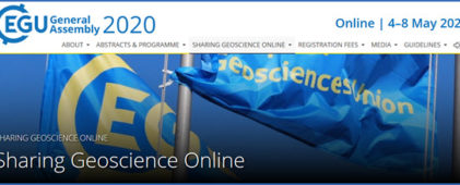 ENeRAG organized a popular online session about geofluids: EGU General Assembly 2020 – EGU2020: Sharing Geoscience Online