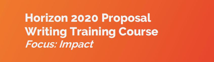 Horizon 2020 Proposal Writing Training Course