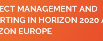 Project management and reporting in Horizon 2020 and Horizon Europe training course