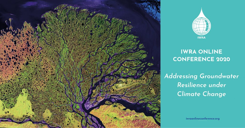 """Online Conference """"Addressing Groundwater Resilience under Climate Change"""" (IWRA)"""