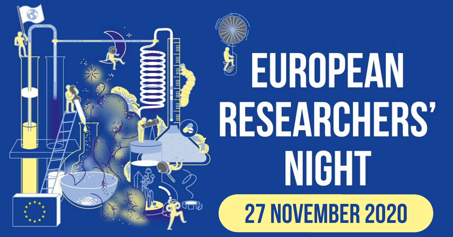 Researchers's Night 2020 – ONLINE
