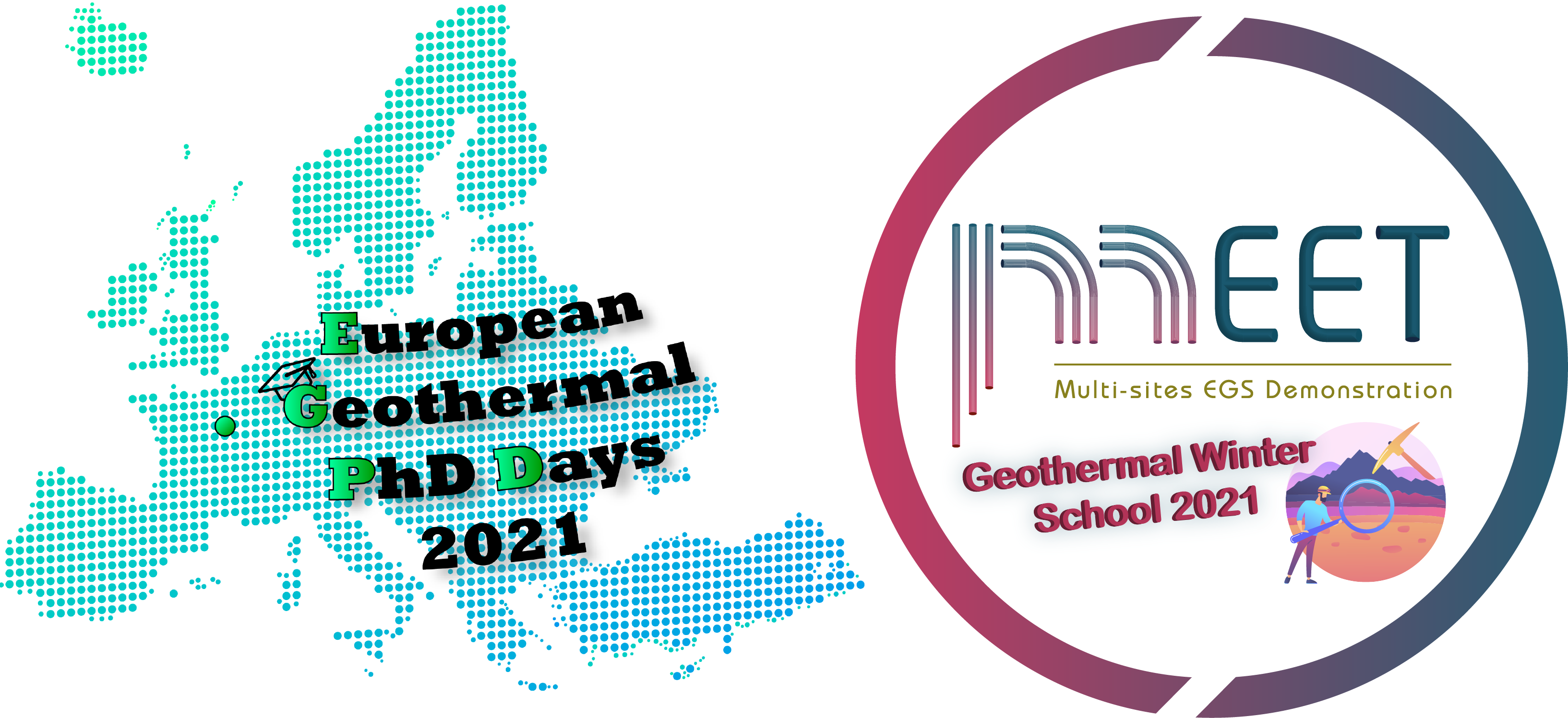 Participation in the European Geothermal PhD Days (EGPD) and Winter School