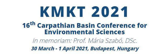 16th Carpathian Basin Conference for Environmental Sciences – ELTE participants