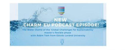 CHARM-EU Podcast with Ádám Tóth