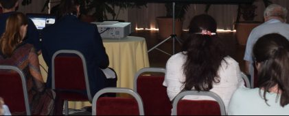 Awarded presentations at the 51st Meeting of Young Geoscientists