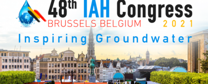 ENeRAG project on the 48th IAH Congress in Brussels 2021